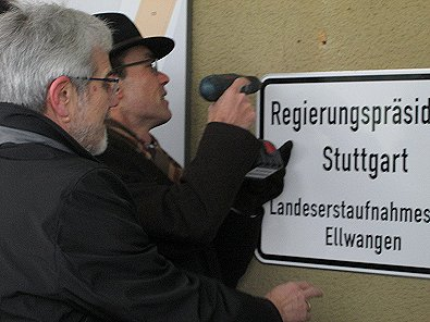 Asylanten Ellwangen