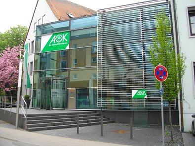 Aok Darmstadt