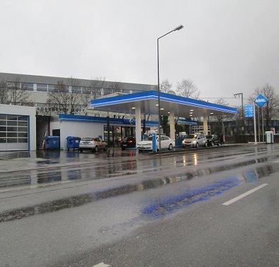 Aral Tankstelle Ulm